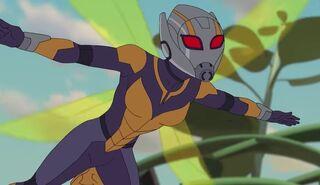 Wasp (Hope Pym)