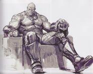 Avengers - Infinity War Konzeptart 23