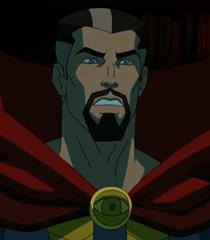 Doctor Strange (Hulk: Where Monsters Dwell)