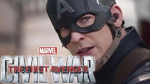 The First Avenger Civil War – Auf die harte Tour – Ab 28. April im Kino Marvel HD