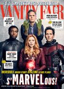 Avengers - Infinity War Vanity Fair Cover 3