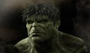 Der unglaubliche Hulk Konzeptfoto 13