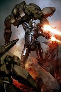 Iron Man 2 Konzeptfoto 6