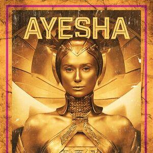 Guardians of the Galaxy Vol.2 Charakterposter Ayesha.jpg