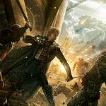 Thor - The Dark World Fandral Charakterposter.jpg
