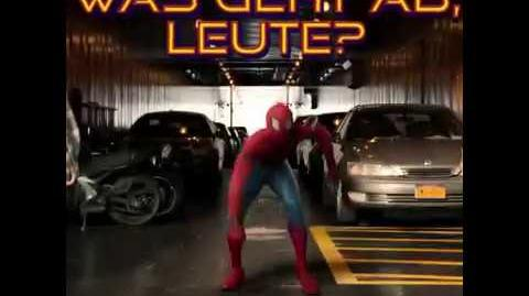 """SPIDER-MAN HOMECOMING - Clip """"Ned"""" - Ab 13.7.2017 im Kino!"""