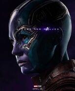 Avengers - Endgame - Nebula Poster