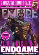 Avengers - Endgame Empire Cover 2