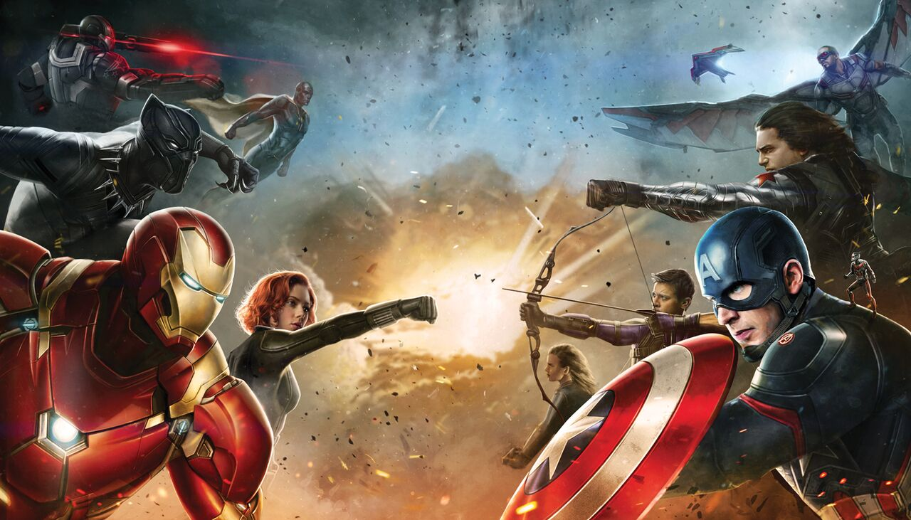 Civil War MCU   Marvel Filme Wiki   Fandom