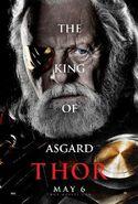 Thor Charakterposter Odin