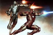 Iron Man 2 Konzeptfoto 8