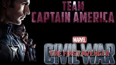 The First Avenger Civil War - Team Captain - Ab 28. April im Kino Marvel HD