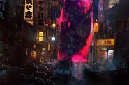 Doctor Strange Konzeptbild 6