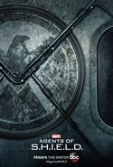 Marvel's Agents of S.H.I.E.L.D. Staffel 5 Teaserposter