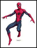 Spider-Man - Konzeptzeichnung 1