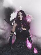 X-Men Apocalypse - Psylocke Horsemanposter
