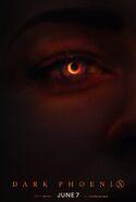 Dark Phoenix Teaserposter 2