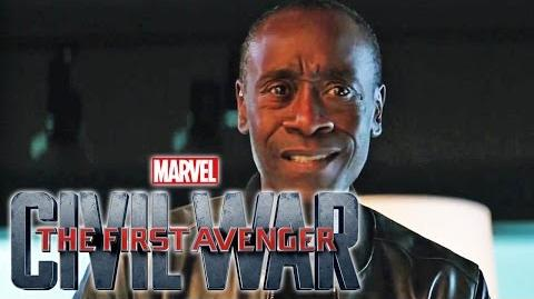 The First Avenger Civil War – Freie Entscheidung – Ab 28. April im Kino Marvel HD