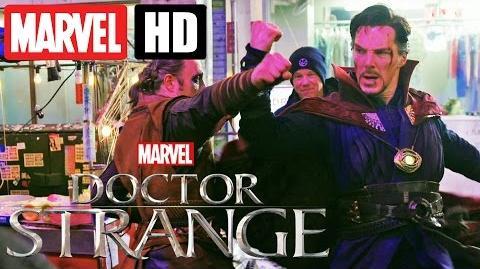 Marvel's Doctor Strange - Featurette Die Charaktere Marvel HD