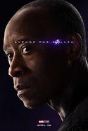 Avengers - Endgame - War Machine Poster