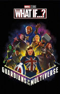 Marvel's What If...? Promotionposter