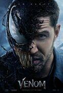 Venom deutsches Teaserposter