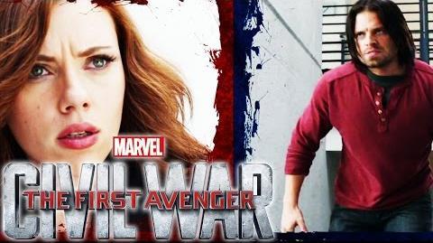 The First Avenger Civil War – Team Split – Jetzt im Kino Marvel HD