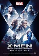 X-Men Zukunft ist Vergangenheit Poster 2