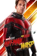Ant-Man and the Wasp Charakterposter Ant-Man