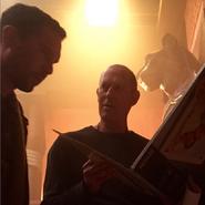 X-Men Apokalypse Dreharbeiten 17