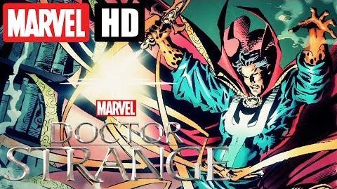 Marvel's Doctor Strange - Featurette Zeit für Stranger Marvel HD