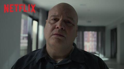 Marvel's Daredevil – Staffel 3 Fisk im Fokus HD Netflix