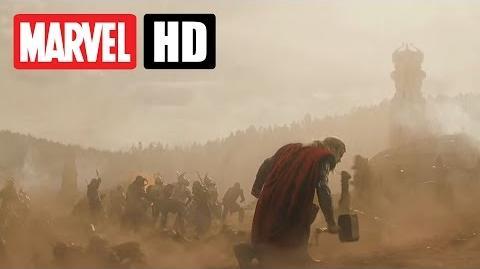 THOR THE DARK KINGDOM - Verbündete - Jetzt im Kino - Marvel
