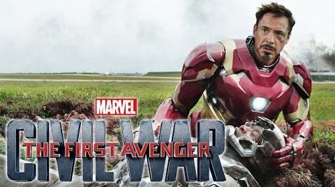 The First Avenger Civil War – Waffenbrüder – Ab 28. April im Kino Marvel HD