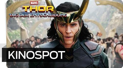THOR TAG DER ENTSCHEIDUNG - Strike Marvel HD