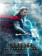 Thor The Dark Kingdom Kinoposter