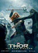 Charakterposter Volstagg Thor - The Dark Kingdom