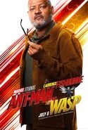 Ant-Man and the Wasp Charakterposter Bill Foster
