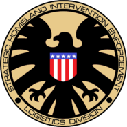 S.H.I.E.L.D. documents logo