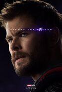 Avengers - Endgame - Thor Poster