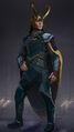 Thor Ragnarok Konzeptzeichnung 76