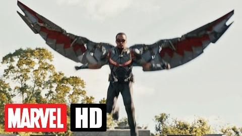 "ANT-MAN - Bonus Material ""ANT-MAN vs. Falcon Fight"" - auf DVD und Blu-ray™ MARVEL HD-0"