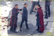 Avengers Infinity War Setbild 16