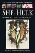 She-Hulk Weiblich, Ledig, Grün Sucht...