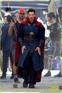 Avengers Infinity War Setbild 44