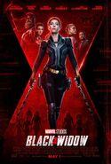 Black Widow Kinoposter