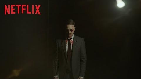 Marvel's Daredevil – Staffel 3 Ankündigung HD Netflix