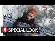 Marvel Studios Black Widow - Special Look
