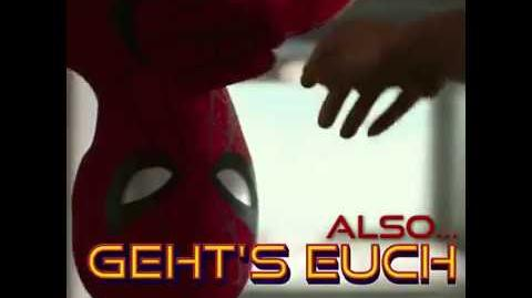 "SPIDER-MAN HOMECOMING - Clip ""Elevator"" - Ab 13.7.2017 im Kino!"
