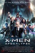 X-Men - Apocalypse Kinoposter 2